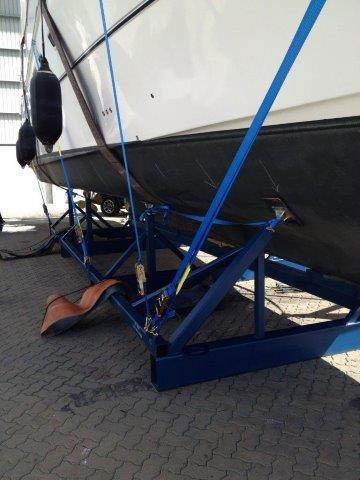 Boat Cradles/ Shipping Cradles - INS Engineering